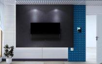 Особенности разных методов монтажа панелей МДФ на стены