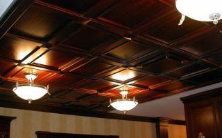 Подробная инструкция по самостоятельной обшивке потолка