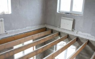 Варианты звукоизоляции перекрытия между этажами