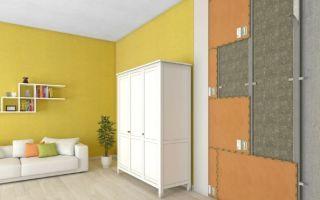 Как сделать качественную шумоизоляцию комнаты в квартире