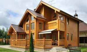 Надежная шумоизоляция деревянного дома