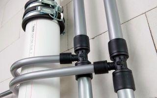 Шумоизоляция канализационных труб