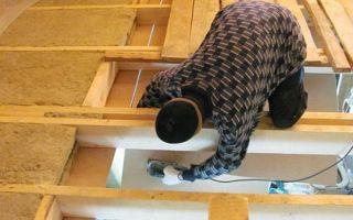 Пошаговая инструкция: выполнение звукоизоляции деревянного пола