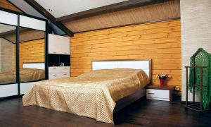 Использование вагонки в дизайне обшивки комнат