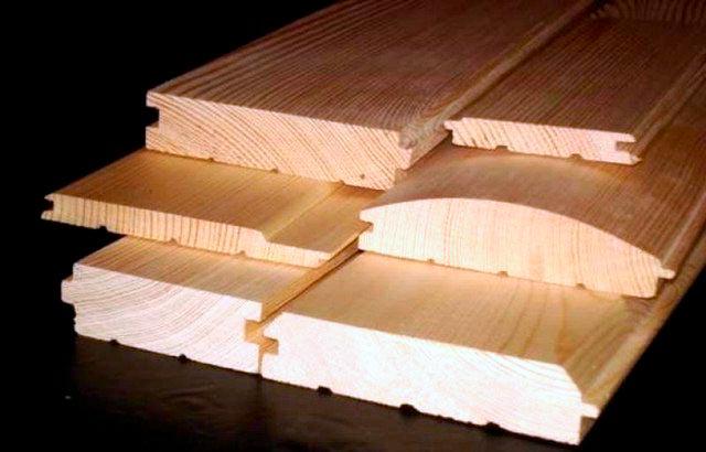 Виды деревянного материала