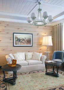 Спокойный дизайн комнаты