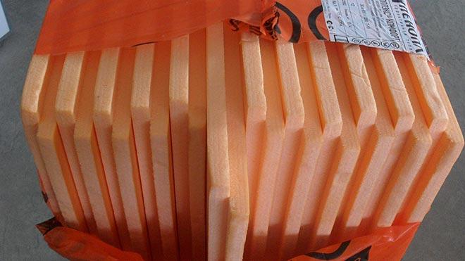 Упаковка с утеплителем